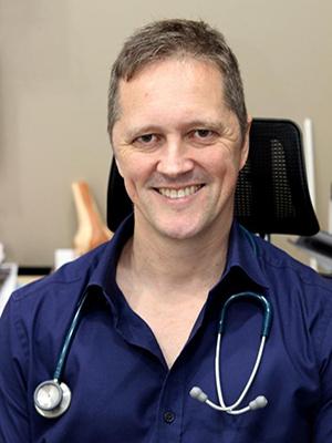 Dr Steffan Eriksson